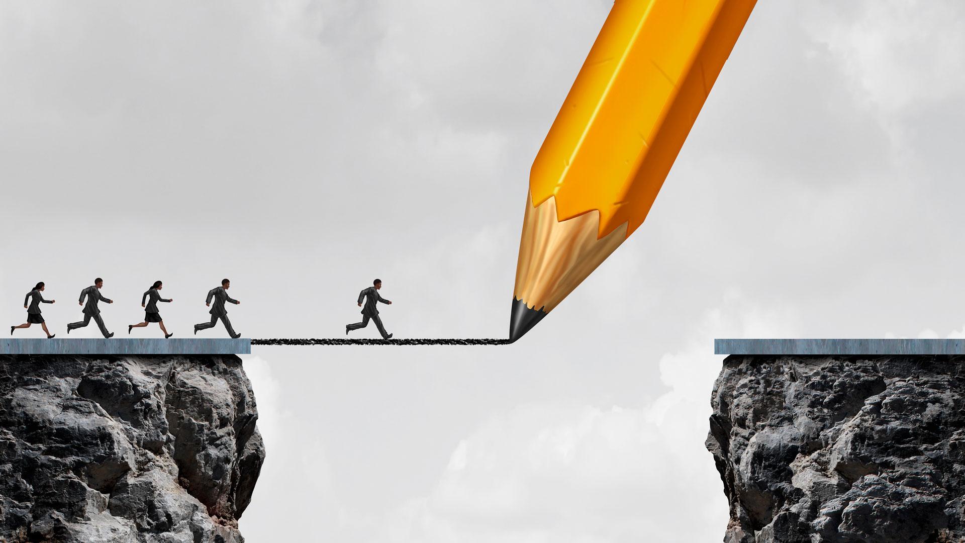 Die ideale Führung ist ein Mythos
