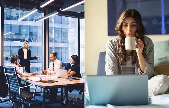 Le retour progressif à la routine quotidienne du travail. A quoi devez-vous tenir compte en tant que dirigeant?